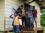 The school on Manus